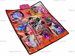 Музыкальный танцевальный коврик, D002Y