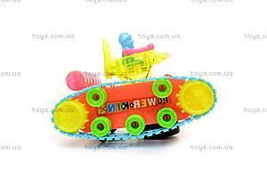 Музыкальный танк, 88089-5, игрушки