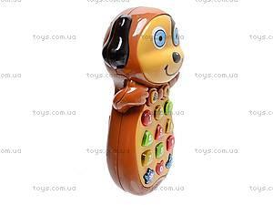Музыкальный телефон детский, 7369, купить