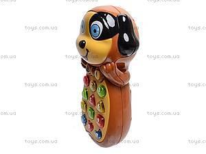 Музыкальный телефон детский, 7369, фото