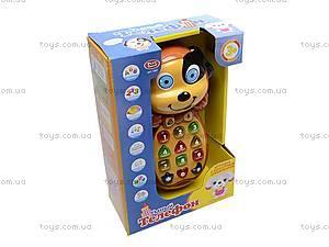 Музыкальный телефон детский, 7369