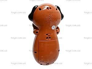 Музыкальный телефон детский, 7369, игрушки