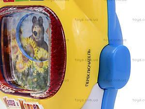 Музыкальный телефон «Маша и Медведь», на украинском, MM-701-U, магазин игрушек