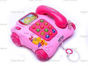 Музыкальный телефон, на русском языке, 7041