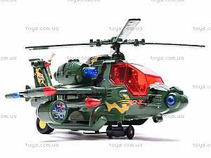 Музыкальный вертолет, детский, 8903, купить