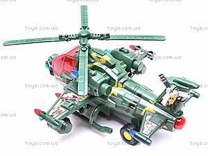 Музыкальный вертолет, детский, 8903, фото