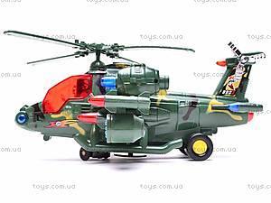 Музыкальный вертолет, детский, 8903, цена