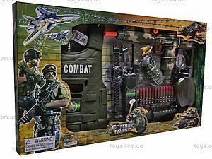 Музыкальный военный набор «Комбат», 33490, фото