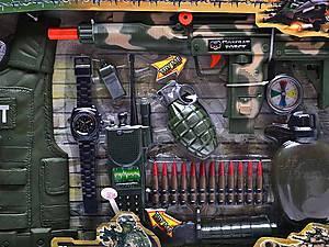 Музыкальный военный набор «Комбат», 33490
