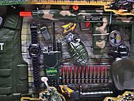 Музыкальный военный набор «Комбат», 33490, toys
