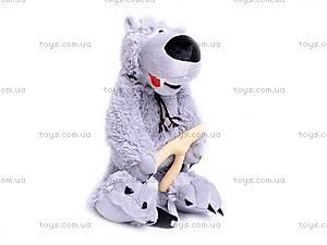 Музыкальный волк «Ну, погоди!», F-3830, фото