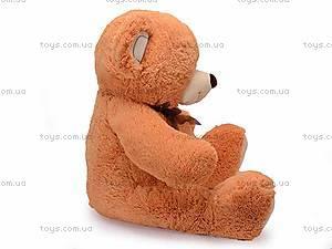 Музыкальный яркий медведь, S-JY-4505/90, детские игрушки