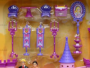 Музыкальный замок для куклы, SG-2942, купить