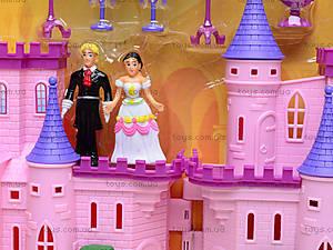 Музыкальный замок для куклы, SG-2942, отзывы