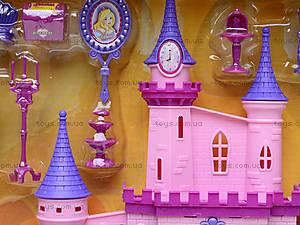 Музыкальный замок для куклы, SG-2942, игрушки