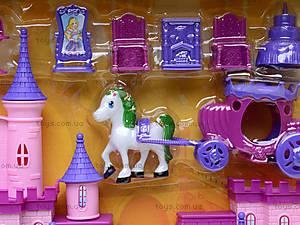 Музыкальный замок для куклы, SG-2942, детские игрушки