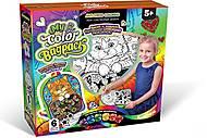 Набор для творчества My Color BagPack, CВР-01-05, игрушка