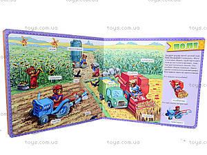 Мой первый словарик «На ферме», А18825У, игрушки