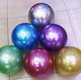 Мяч 15 см блестящий 6 цветов, BT-PB-0141, фото