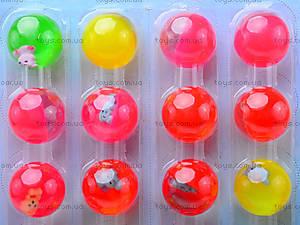 Мяч-попрыгунчик с животными, BT-JB-0014, купить