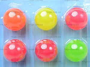 Набор неоновых мячей попрыгунчиков, BT-JB-0010, фото