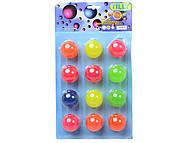 Набор неоновых мячей попрыгунчиков, BT-JB-0010, купить