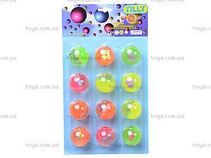 Набор мячей-попрыгунчиков с животным, BT-JB-0015