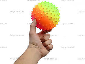 Игрушечный мягкий мяч-ежик, BT-PB-0048, toys.com.ua