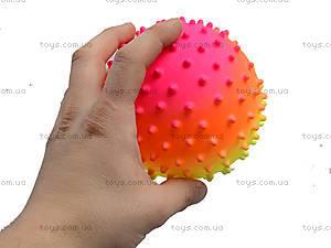 Игрушечный мягкий мяч-ежик, BT-PB-0048, іграшки