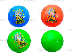 Игровой мяч с рисунком, BT-PB-0023
