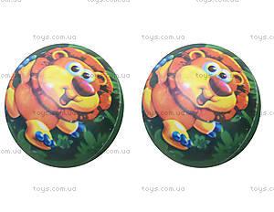 Мяч с рисунком в сетке, BT-PB-0025