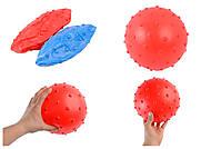 Мяч ежик, микс цветов, BT-PB-0097, фото