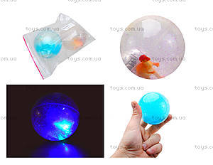 Мяч-попрыгунчик для детей со светом, BT-JB-0008
