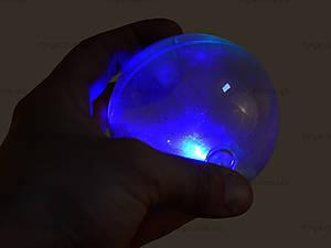 Мяч-попрыгунчик для детей со светом, BT-JB-0008, игрушки