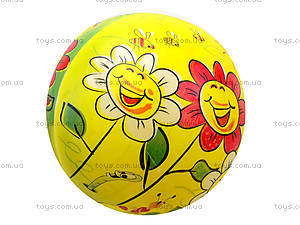 Детский мяч для игры с рисунком, BT-PB-0017, игрушки