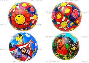 Мяч для детей с рисунком, BT-PB-0018