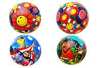 Мяч для детей с рисунком, BT-PB-0018, купить
