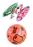 Детский мяч с абстракцией, BT-PB-0099, оптом