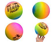 Волейбольный мячик в сетке, BT-PB-0007, фото