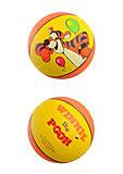 Мяч баскетбольный «Винни Пух», 25651-118, фото