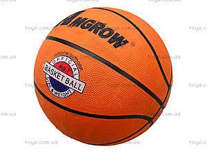 Мяч баскетбольный Amgrow, BT-BTB-0002, купить