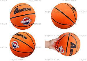 Мяч баскетбольный Amgrow, BT-BTB-0002