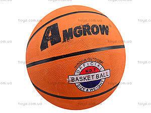 Мяч баскетбольный Amgrow, BT-BTB-0002, отзывы