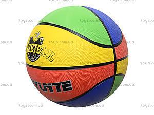 Мяч баскетбольный резиновый, BT-BTB-0003, фото