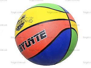 Мяч баскетбольный резиновый, BT-BTB-0003, отзывы