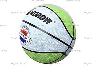 Мяч баскетбольный резиновый, BT-BTB-0003, магазин игрушек