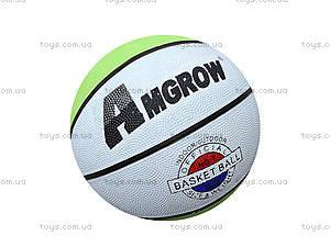 Мяч баскетбольный резиновый, BT-BTB-0003, toys