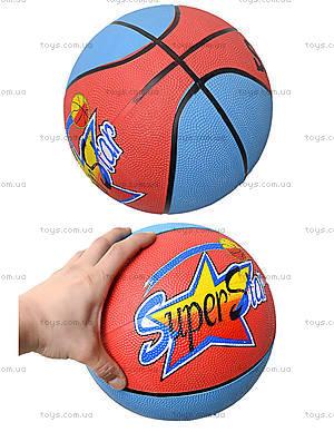 Мяч для игры в баскетбол, 2 цвета, BT-BTB-0011