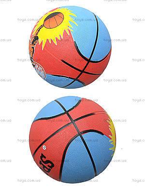 Баскетбольный мяч для игры, размер 7, BT-BTB-0012