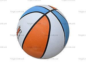 Мяч для игры в баскетбол, резиновый, BT-BTB-0013, фото